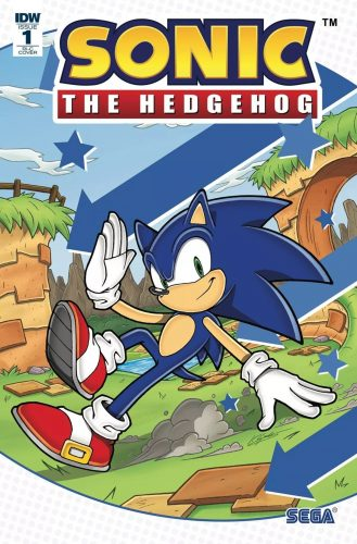 Sonic the Hedgehog 1 HCF Edition 329x500 Sonic the Hedgehog