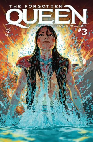 THE FORGOTTEN QUEEN 3 329x500 Comic Review for week of April 24th, 2019