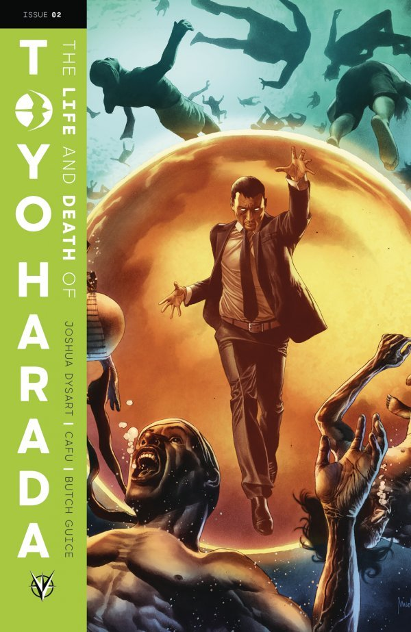 Comic Pull For April 10th, 2019 THE LIFE AND DEATH OF TOYO HARADA #2