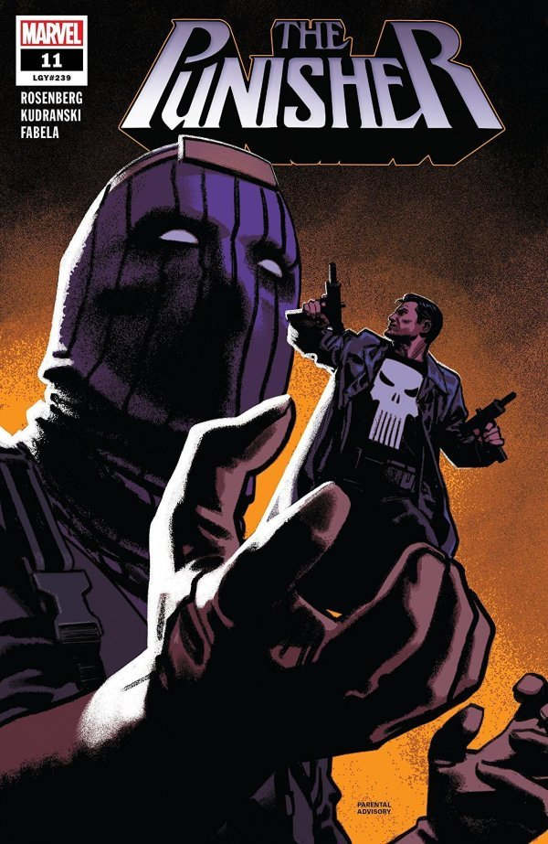 Comic Book Review for May 1st, 2019 THE PUNISHER #11