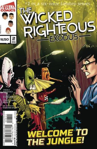 THE WICKED RIGHTEOUS 2 324x500 Comic Book Pulls for June 5th, 2019