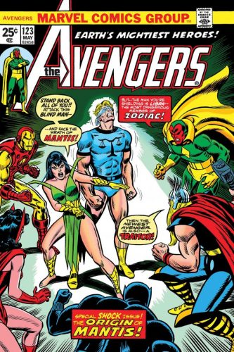 TRUE BELIEVERS AVENGERS ORIGIN OF MANTIS 1 333x500 Comic Book Review for May 1st, 2019