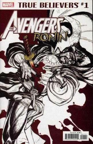 TRUE BELIEVERS AVENGERS RONIN 1 324x500 Comic Pull For April 10th, 2019