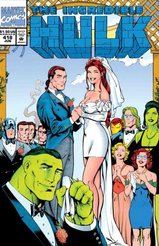 TRUE BELIEVERS HULK WEDDING OF RICK JONES 1 323x500 Comic Book Review for May 1st, 2019