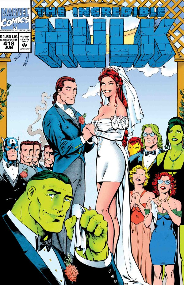 Comic Book Review for May 1st, 2019 TRUE BELIEVERS HULK – WEDDING OF RICK JONES #1