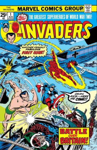 TRUE BELIEVERS INVADERS 1 324x500 Comic Book Review for May 8th, 2019
