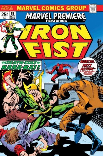 TRUE BELIEVERS IRON FIST COLLEEN WING 1 330x500 Comic Book Review for May 8th, 2019