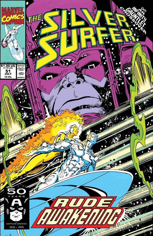 Comic Book Pull for May 29th, 2019 TRUE BELIEVERS SILVER SURFER – RUDE AWAKENING #1