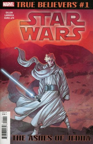 TRUE BELIEVERS STAR WARS ASHES OF JEDHA 1 324x500 Comic Review for week of April 24th, 2019