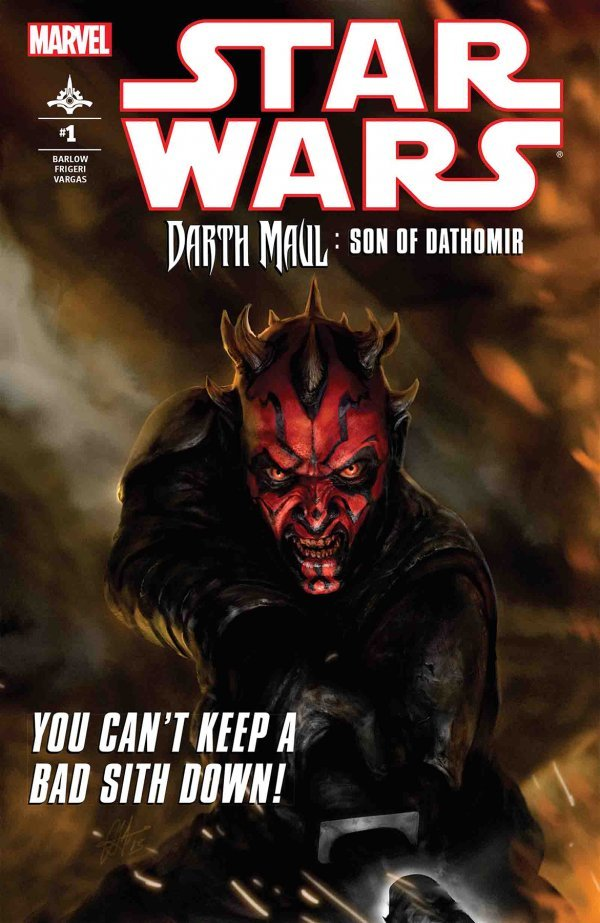 Comic Book Review for May 1st, 2019 TRUE BELIEVERS STAR WARS – DARTH MAUL #1
