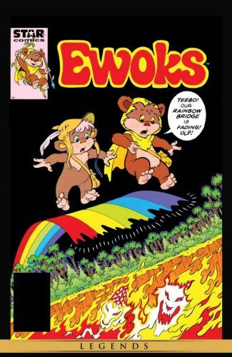 TRUE BELIEVERS STAR WARS EWOKS 1 325x500 Comic Book Review for May 1st, 2019
