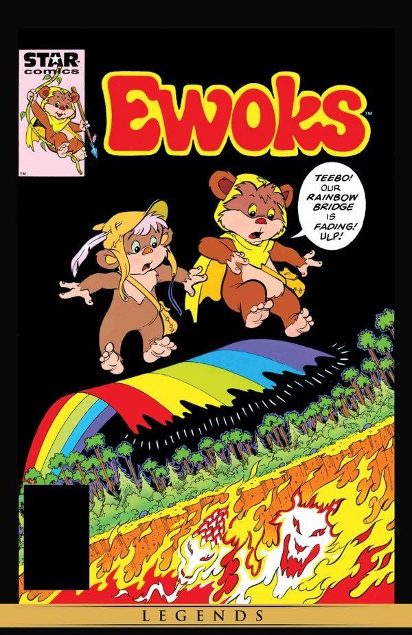 Comic Book Review for May 1st, 2019 TRUE BELIEVERS STAR WARS – EWOKS #1