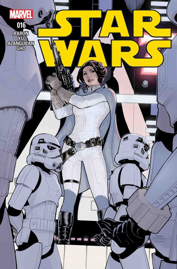 Comic Book Review for May 1st, 2019 TRUE BELIEVERS STAR WARS – REBEL JAIL #1