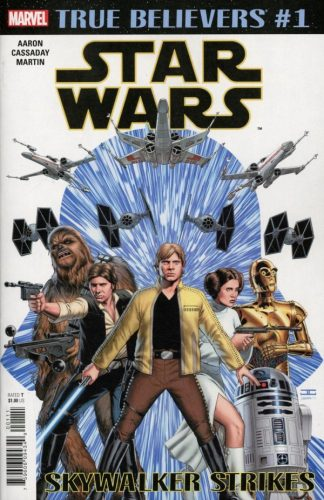 TRUE BELIEVERS STAR WARS SKYWALKER STRIKES 1 324x500 Comic Review for week of April 24th, 2019