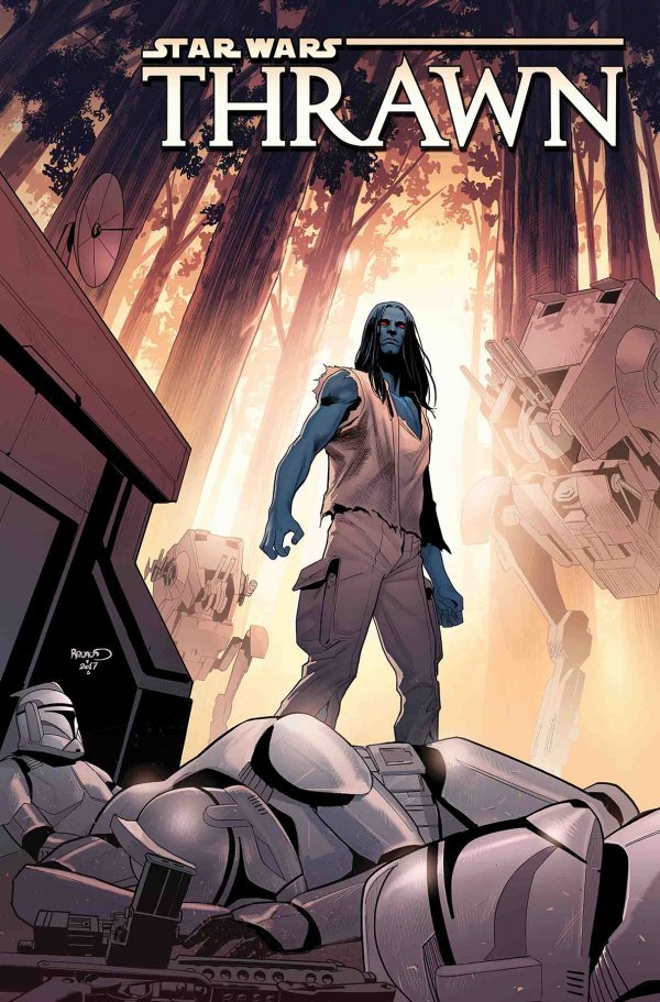 Comic Book Review for May 1st, 2019 TRUE BELIEVERS STAR WARS – THRAWN #1