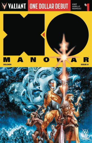 X O MANOWAR 1 DOLLAR DEBUT EDITION 325x500 Comic Book Pull for April 3rd, 2019