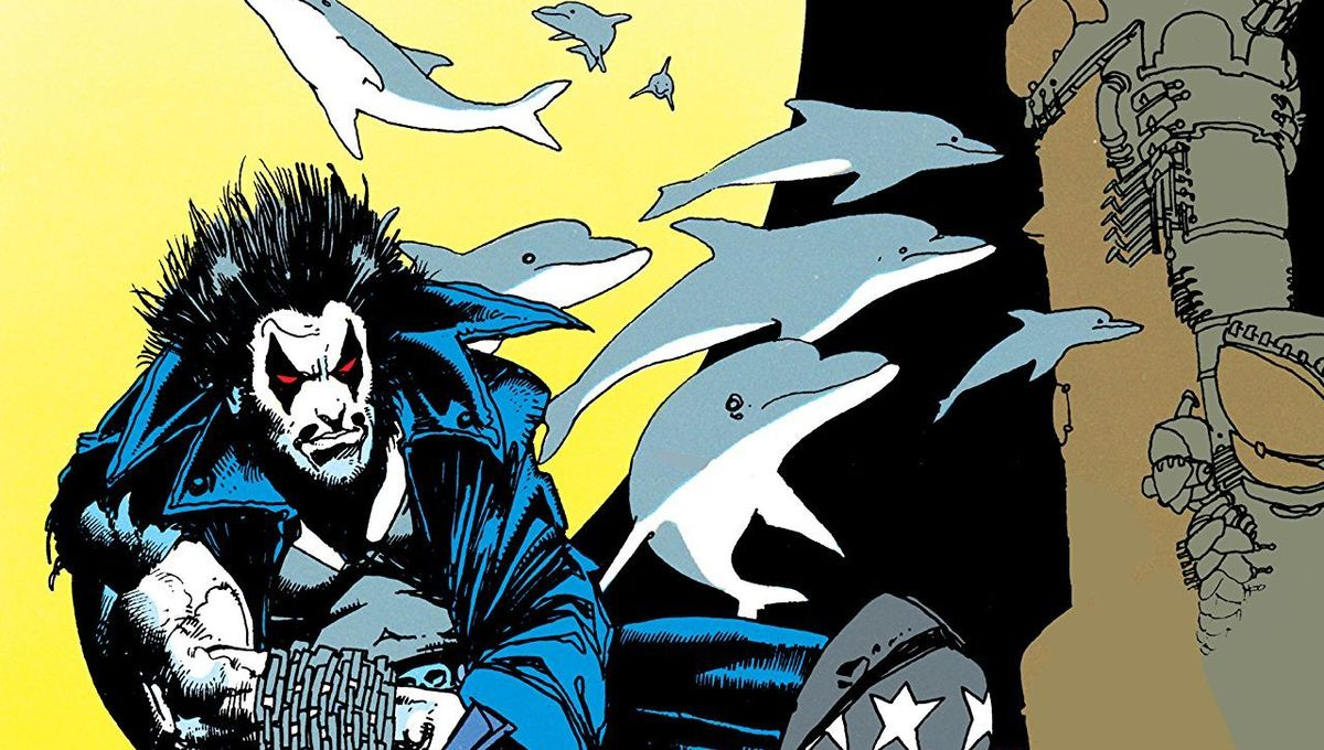 Krypton's Lobo is getting his own spinoff series on SYFY Krypton's Lobo is getting his own spinoff series on SYFY