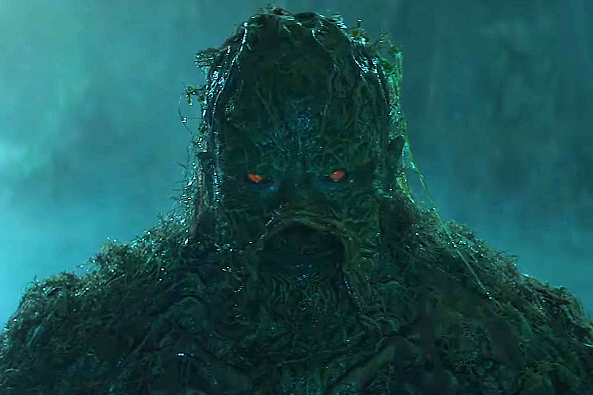Swamp Thing Canceled Just One Week After DC Universe Premiere Swamp Thing Canceled Just One Week After DC Universe Premiere