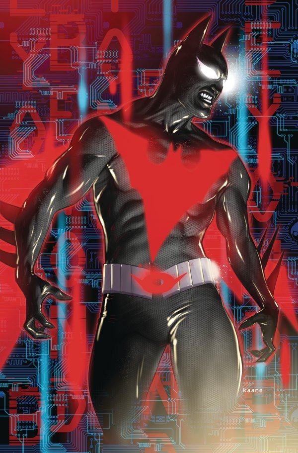 BATMAN BEYOND 34 VARIANT EDITION Comic Review for week of July 24th, 2019