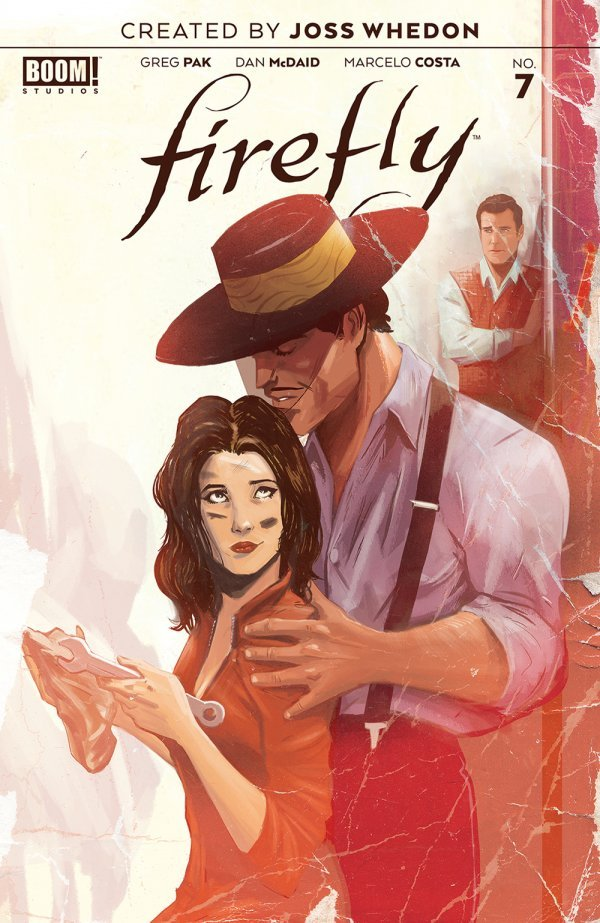 FIREFLY 7 Comic Review for week of June 19th, 2019