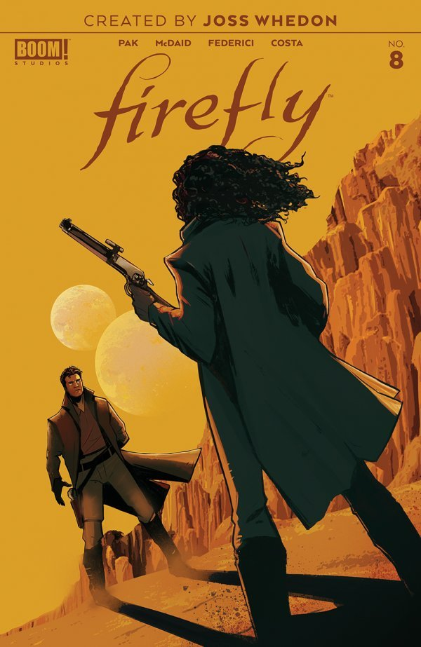 FIREFLY 8 Comic Review for week of February 20th, 2019
