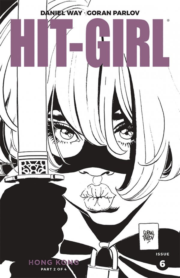 Comic Review for week of February 20th, 2019 HIT-GIRL SEASON TWO #6 COVER B PARLOV