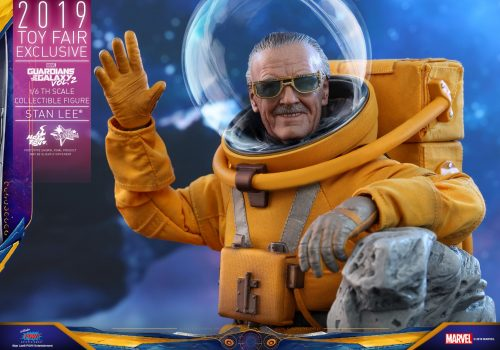 Hot Toys Guardians 2 Stan Lee 001 500x350 Guardians of the Galaxy 2   Stan Lee Figure by Hot Toys   The Toyark   News