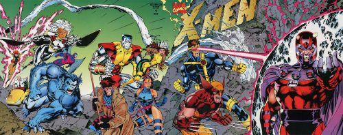 IMG 8109 500x198 Hasbro Re creates Classic X Men Comic Book Cover With Marvel Legends, & Reveals New Jean Grey? | Inside Pulse