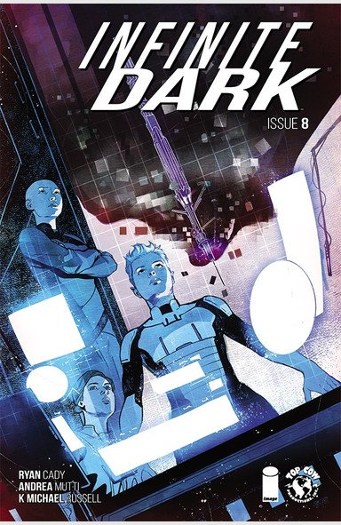 INFINITE DARK 8 Comic Review for week of February 20th, 2019