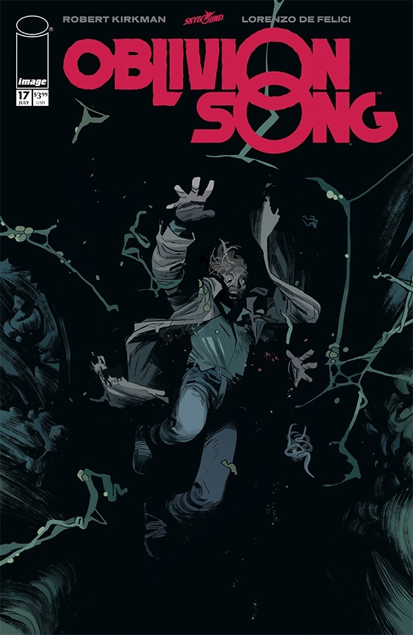OBLIVION SONG 17 Comic Review for week of July 10th, 2019