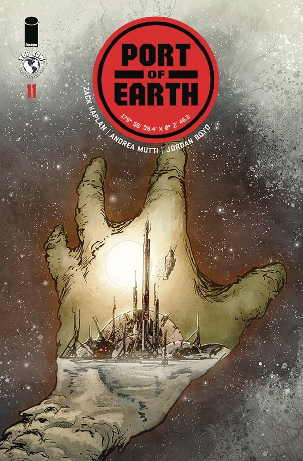 PORT OF EARTH 11 Comic Review for week of June 19th, 2019