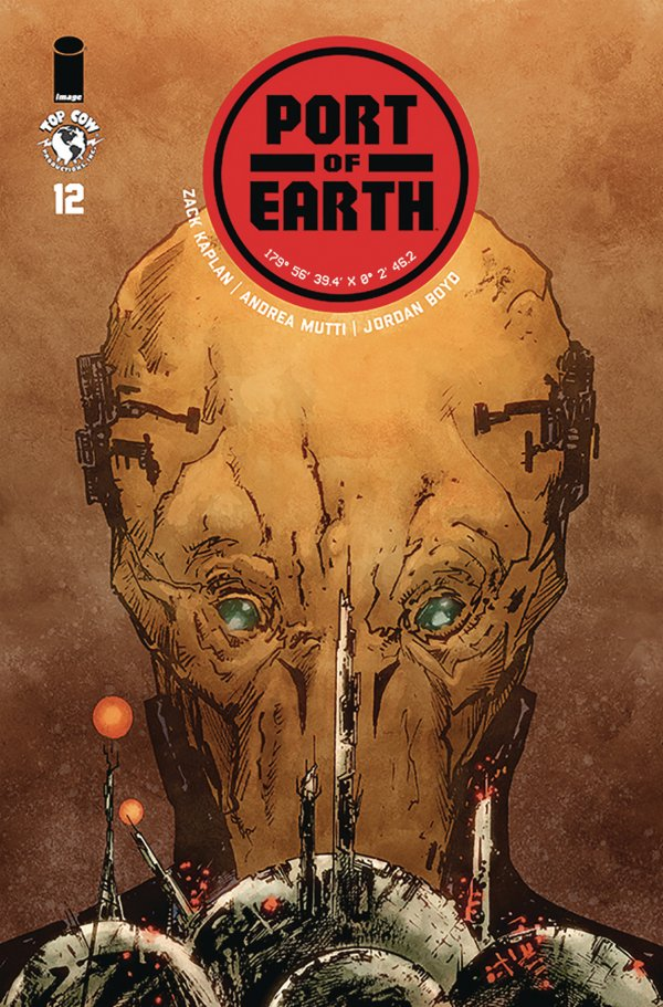 PORT OF EARTH 12 Comic Review for week of February 20th, 2019