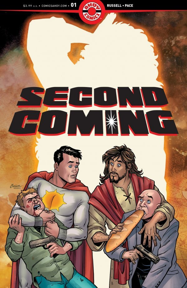 Comic Review for week of July 10th, 2019 SECOND COMING #1