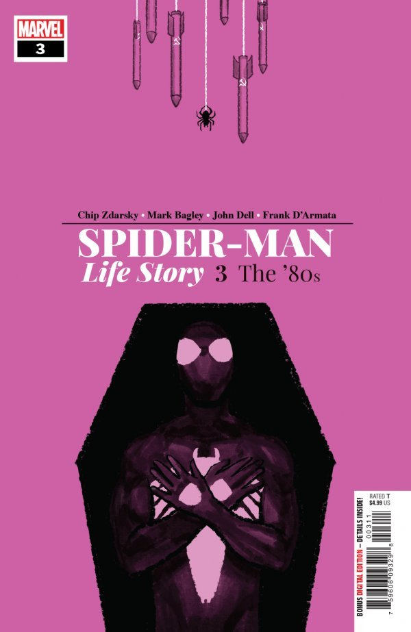 SPIDER MAN LIFE STORY 3 Comic Review for week of June 19th, 2019