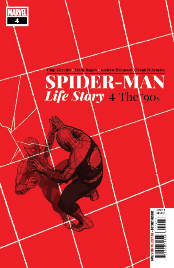 Comic Review for week of June 12th, 2019 SPIDER-MAN LIFE STORY #4