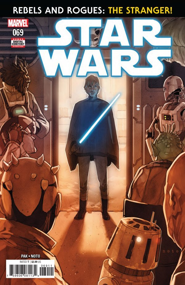 STAR WARS 69 Comic Review for week of July 24th, 2019