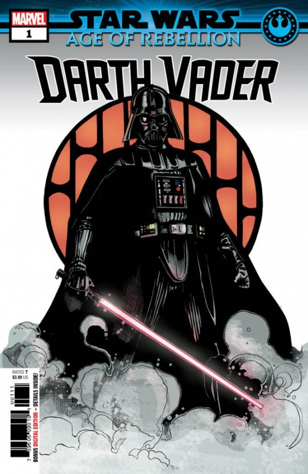 STAR WARS AGE OF REBELLION DARTH VADER 1 Comic Review for week of June 26th, 2019