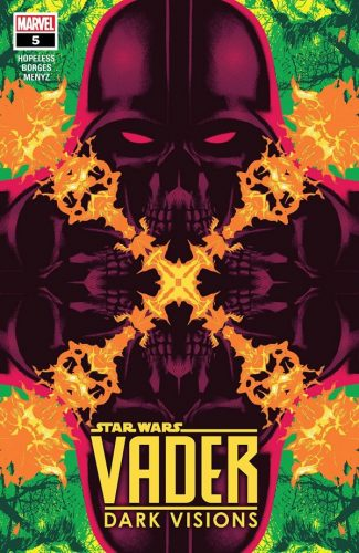 STAR WARS VADER DARK VISIONS 5 325x500 Comic Review for week of June 12th, 2019