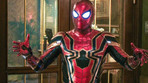Spider Man far from home 500x281 Spider Man: Far From Home Becomes First Spidey Film To Cross $1 Billion