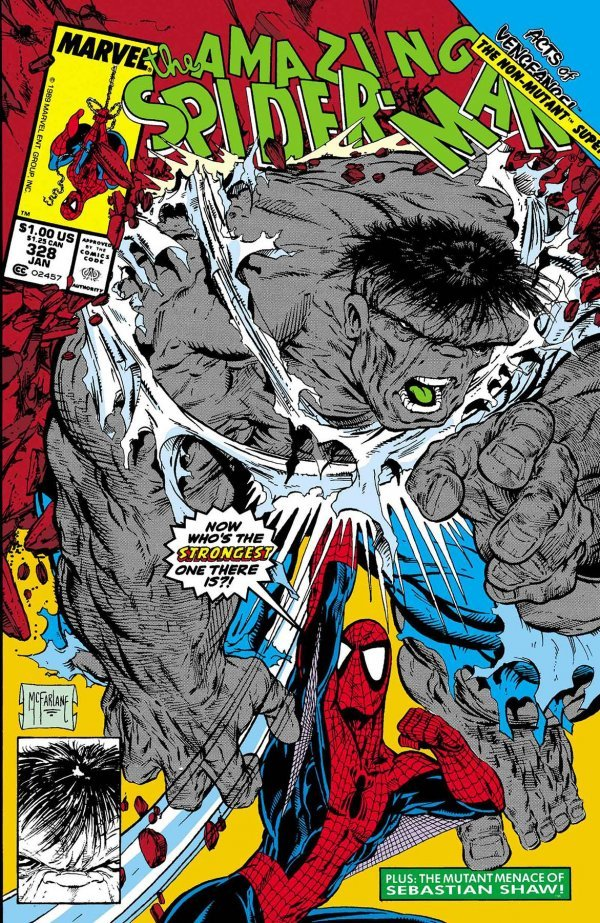 Comic Review for week of June 12th, 2019 TRUE BELIEVERS SPIDER-MAN VS HULK #1