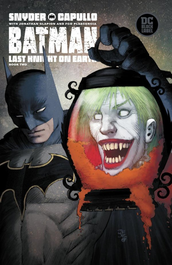 BATMAN LAST KNIGHT ON EARTH 2 Comic Review for week of July 31, 2019