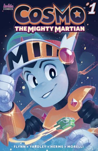 CosmoTheMightyMarianCVR 4 325x500 Cosmos: The Mighty Martian
