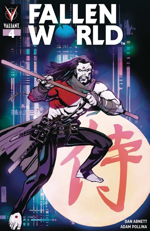 Comic Review for week of August 7th, 2019 FALLEN WORLD #4