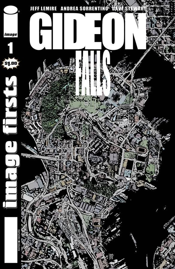 Comic Review for week of August 7th, 2019 GIDEON FALLS #1 IMAGE FIRSTS EDITION