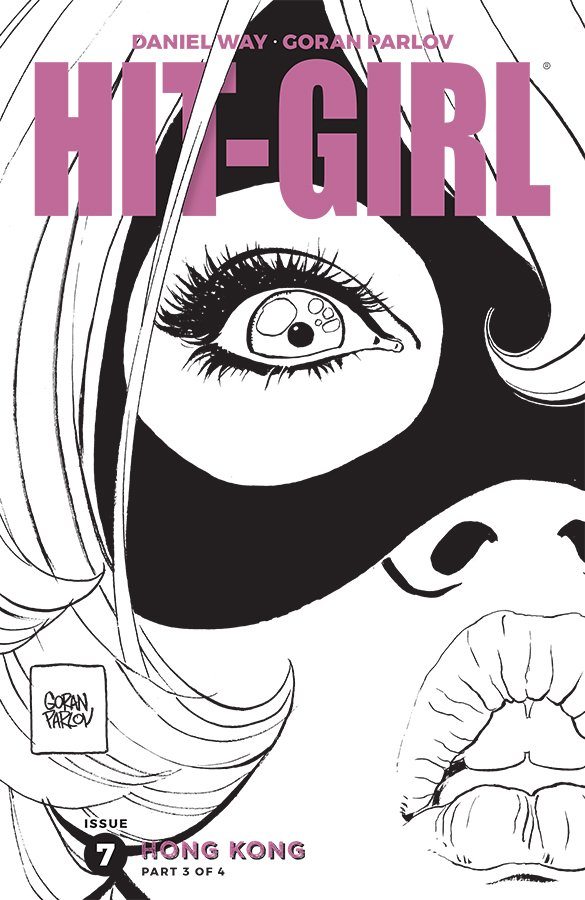 Comic Review for week of August 16th, 2019 HIT-GIRL SEASON TWO #7