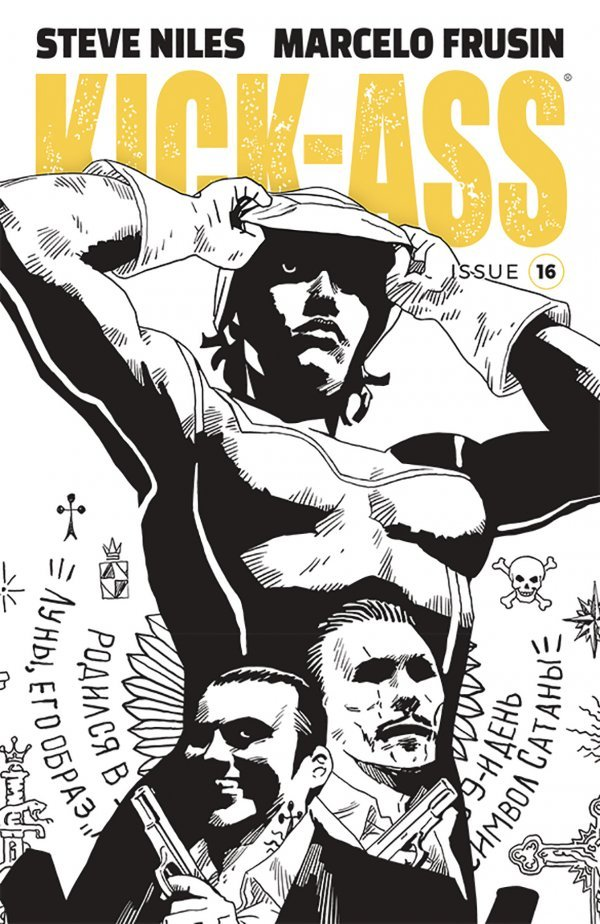 KICK ASS 16 Comic Review for week of August 7th, 2019