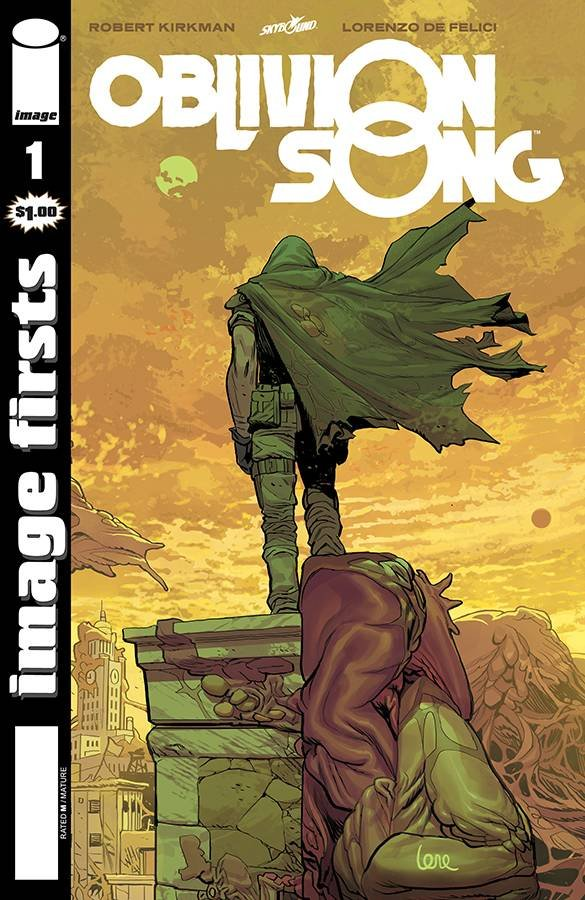 Comic Review for week of August 7th, 2019 OBLIVION SONG #1