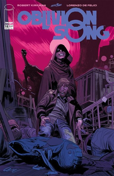 Comic Review for week of August 16th, 2019 OBLIVION SONG #18