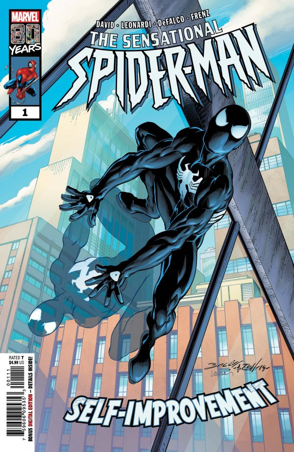 Comic Review for week of August 7th, 2019 SENSATIONAL SPIDER-MAN SELF-IMPROVEMENT #1
