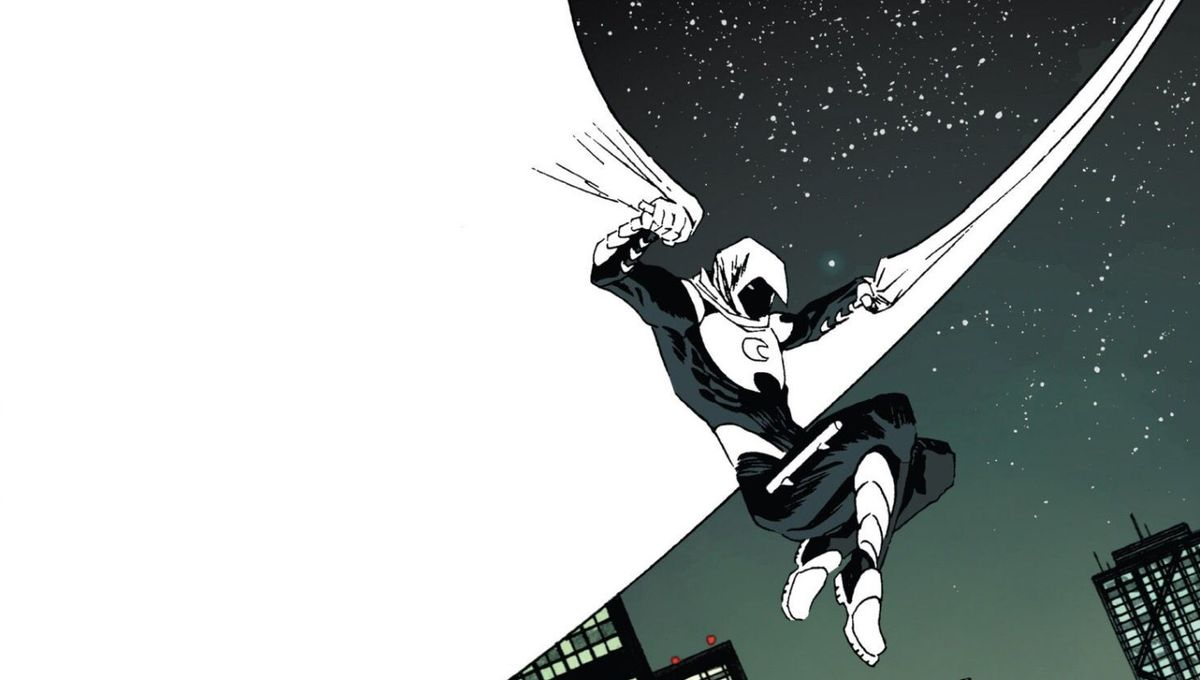 Marvel announces Moon Knight streaming series on Disney+ Marvel announces Moon Knight streaming series on Disney+